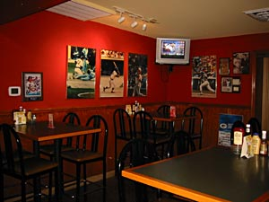 Watch the game on any of our TVs